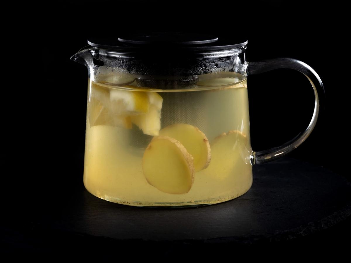 Чай имбирь-лимон 600 мл