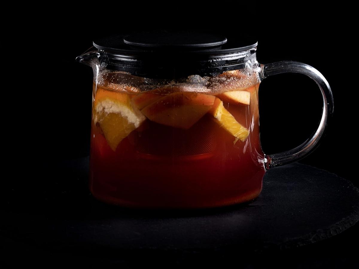 Чай пряная вишня 600 мл