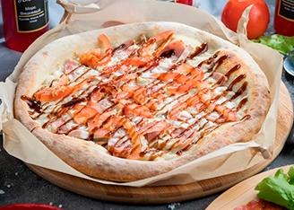 "Пицца ""Обжорка"" 32 см"
